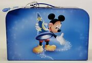 2008 Disney Vacation Club Cruise Line Members Only Gift Suitcase Luggage Swag