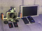 Black Magic 4k Camera With Accessories And Monitor In Excellent Condition