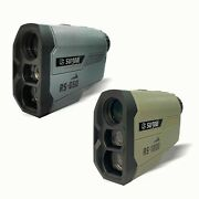 Surgoal Hd Golf And Hunting Laser Rangefinder 650yd And 1000yd_larger Field Of View