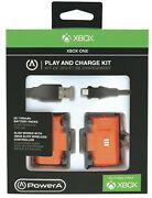 Xbox One Play And Charge Kit Xbox One Battery Pack Brand New