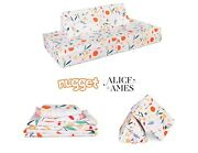The Nugget Couch Special Edition Alice And Ames Mabel Floral In Hand Fast Ship