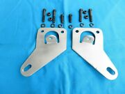Shelby Mustang Boss Tie Down Brackets With Fasteners
