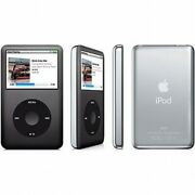 For Collectors Only - Apple Ipod Classic A1238 160gb 7th Gen - Black Mc297ll/a