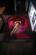 House Of The Dark Shadows 4x6 Ft French Grande Movie Poster Original 1970