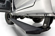 Amp Powerstep Running Boards For Silverado And Sierra | 2019+ Crew Cab | 76254-01a