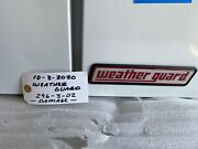 Weather Guard Steel High Side Truck Box - 296-3-02 - New - Damaged - See Desc.