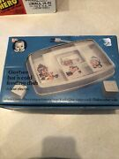 Vintage Gerber Hot And Cold Feeding Dish Deluxe Electric