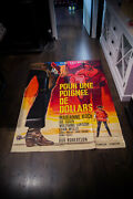 For A Fistfull Of Dollars 4x6 Ft French Grande Movie Poster Original 1964