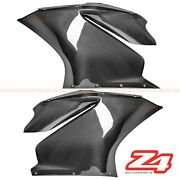 Discount Ducati 959 1299 Upper Side Mid Cover Panel Fairing Cowling Carbon Fiber