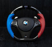 Bmw Steering Wheel Performance Led E90 E92 328i 330i 335i 135i Nintendo Style