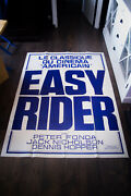 Easy Rider Style A 4x6 Ft Vintage French Grande Movie Poster Original 1969