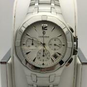 Concord Men's Silver Dial Stainless Steel Bracelet Automatic Watch 14.h7.1892