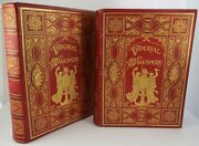 The Imperial Shakespeare The Works Of Shakespeare 2 Vol Set William Shakespeare