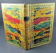 Some Thoughts Concerning Education John Locke 1800 Calf Leather Gauffered Book