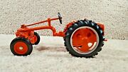 Scale Models 1/16 Scale Diecast Allis- Chalmers G 1948 Tractor Antique No. 1 B