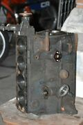 19671/2 Nissan Datsun Roadster1600 Engine Block With Pistons Rings And Crankshaft