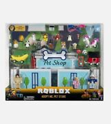 Roblox Celebrity Collection Adopt Me Pet Store Playset + Exclusive Virtual Item
