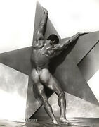1992/96 Matted Male Nude And Star Herb Ritts Male Nude Model Photo Art 16x20