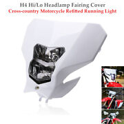 12v 35w Hi/lo Headlamp Motorcycle Refitted Running Light Fairing Cover