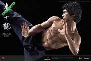 Blitzway Bruce Lee 1/4 Bw-ss-20501 Enter The Dragon Collection Model In Stock