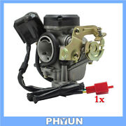 18mm Carburetor Carb For 4 Stroke Gy6 49cc 50cc Chinese Scooter 139qmb 139qma