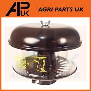 Air Filter Pre Cleaner 2 1/4 For Ford New Holland 4000 4610 5110 5610 Tractor