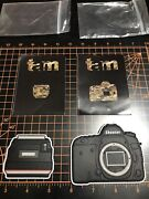 Camera And Lens Shooter Morale Patches By Tam