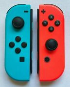 Pair Of Joy Cons For Nintendo Switch Heavily Used