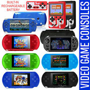 Handheld Game Console Retro Game Player Classic 16/32/128bit Sup Game Console Uk