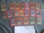Lot Of Over 200 Yugioh Cards Yu-gi-oh 1st Editions, Holographic And More