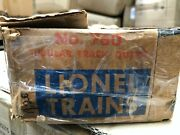 Lionel 760 Vintage O O72 Tubular Curved Track Sections Box Of 16/box