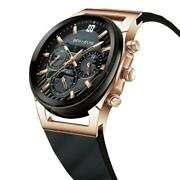 Relojes De Hombre Military Menand039s Watch Silicone Chronograph Waterproof Watches