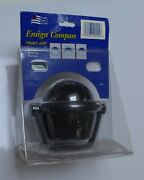 Aqua Meter Boat Compass Ensign Model A80 - New In Package Made In Usa