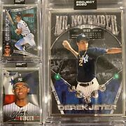 Topps Project 2020 Cards 132151170 By Ben Baller-artist Proofs /20 Jeter Nyy