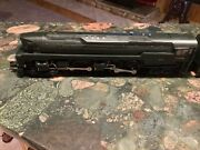 Right Of Way Pennsylvania O Gauge Brass 4-4-4-4 Steam Engine And Tender