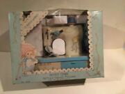 Hallmark Betsey Clark Antique Sewing Machine 1973 Mint In Box New Betsy Mary