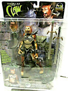 Nib Realm Of The Claw Zynda Action Lion Like Figure 2001 Stan Winston Creations
