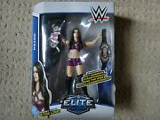 Wwe Paige Diva Elite Series 34 First In Line Action Figure Nxt And Diva Belts 2014