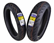 Michelin Pilot Power 5 120/70zr17 F 160/60zr17 R Radial Motorcycle Tires Set
