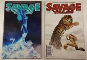 Dynamite Savage Tales 1+2 Red Sonja Suydam Variant Covers - More Auctions