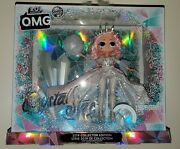 New Lol Surprise Omg Crystal Star Doll 2019 Collector Edition Winter Disco Real