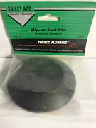 Thrifco Slip-on Seat Disc For American Standard Toilets, 1721-t