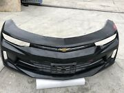 2016 2017 2018 Chevrolet Camaro Rs Front Bumper Cover W/grills Oem Used