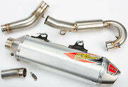 Pro Circuit 0151745g T-6 Stainless System W/spark Arrestor