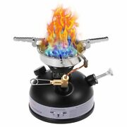 Gasoline Stove Portable Lightweight Outdoor Liquid Fuel Alcohol Diesel Camping