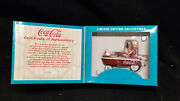 Limited Edition Coca Cola Float Pedal Boat Die Cast 112 1926 Of 25000