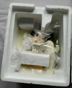 Department 56 Snowbabies Disney A Mickey Melody Retired