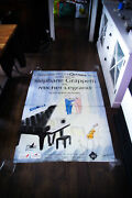 Stephane Grappelli Jazz Concert By Sempe 39 X 59 French Original Poster 1992