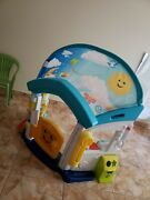 Pick Up Only Fisher-price Fjp89 Laugh And Learn Smart Learning Home Playset