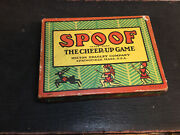 Vintage Board Card Game Spoof The Cheer Up table Top Cards 1918